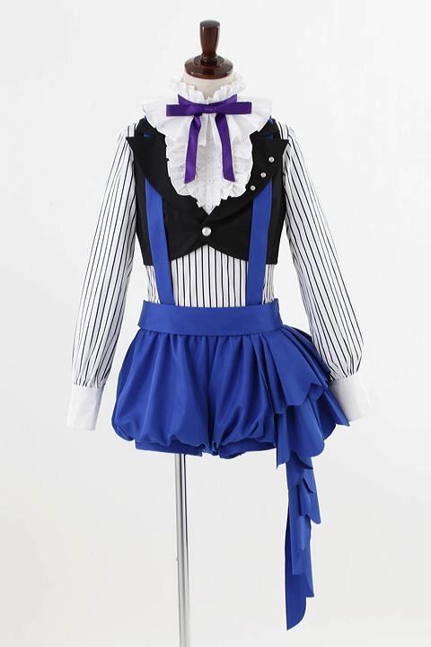 黒執事Book of Circus シエル・ファントムハイヴの衣装 コスプレ衣装-higashi2043