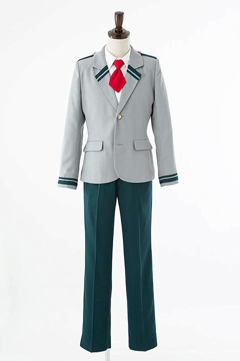 僕のヒーローアカデミア 雄英高校制服(男子冬服) コスプレ衣装-higashi2004 1