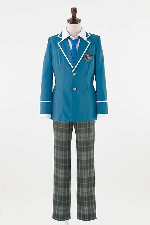 あんさんぶるスターズ! 私立夢ノ咲学院制服(男子冬服) 衣装-higashi2005
