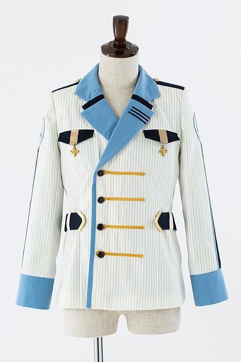 DYNAMIC CHORD ルチル大学付属高等学校制服(男子)ジャケット コスプレ衣装-higashi2017