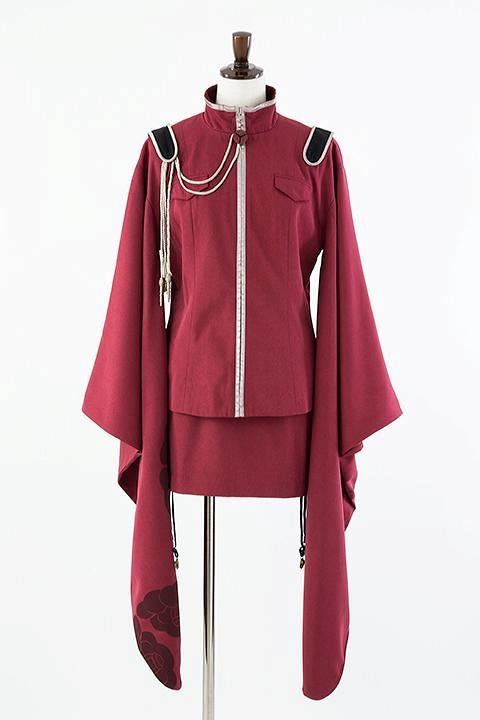 千本桜 紅音鳴子の衣装 コスプレ衣装-higashi2030
