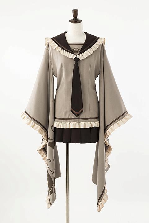 千本桜 鏡音鈴 コスプレ衣装-higashi2034