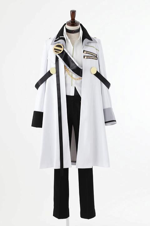 ツキウタ。 霜月隼の衣装 コスプレ衣装-higashi2036
