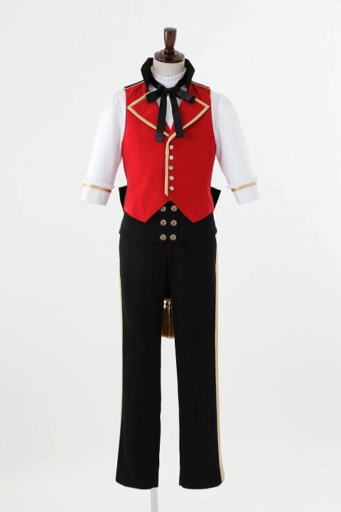 MARGINAL#4 野村アールの衣装(100万回の愛革命(REVOLUTION)) コスプレ衣装-higashi2038