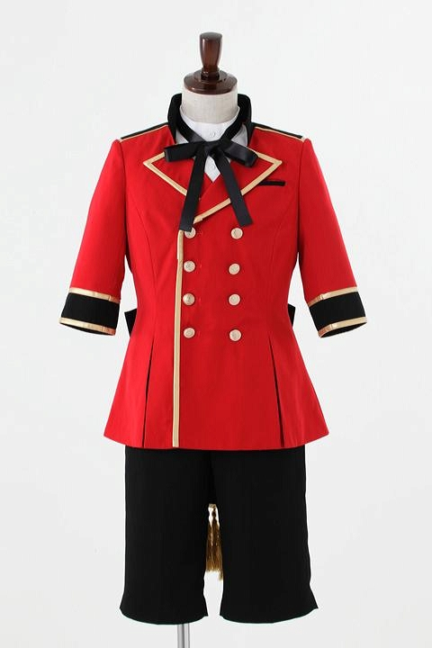 MARGINAL#4 野村エルの衣装(100万回の愛革命(REVOLUTION)) コスプレ衣装-higashi2039