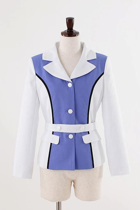 ユリ熊嵐 紅羽のジャケット コスプレ衣装-higashi2052