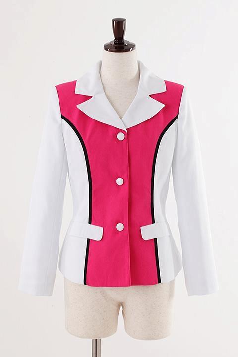 ユリ熊嵐 銀子のジャケット コスプレ衣装-higashi2054 1