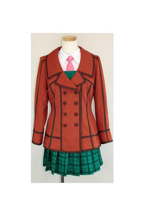 Rewrite 鳳ちはやの制服 コスプレ衣装-higashi2065