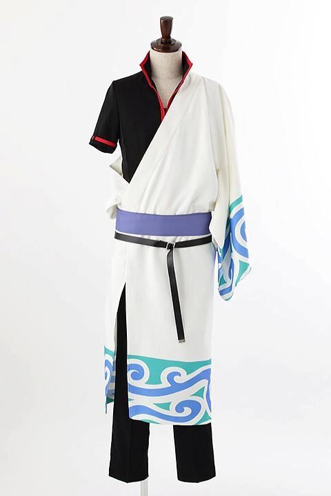 銀魂 坂田銀時の衣装 コスプレ衣装-higashi2074