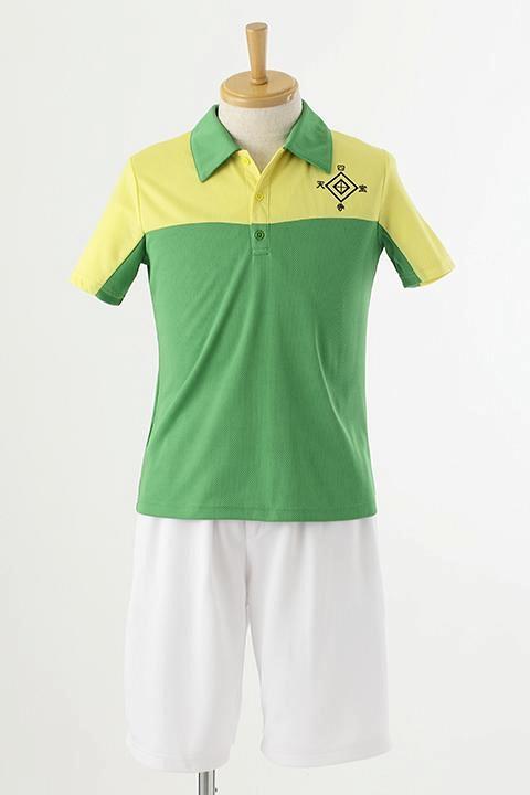 新テニスの王子様 テニス部ユニフォーム/四天宝寺中学校 コスプレ衣装-higashi2078