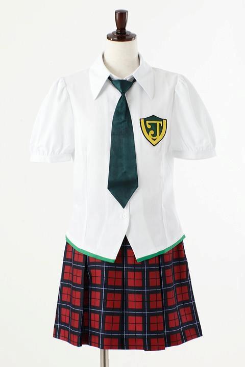 ヱヴァンゲリヲン新劇場版 マリの制服 コスプレ衣装-higashi2079