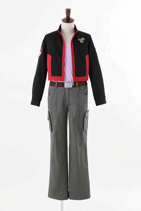 マクロスFrontier S.M.S/艦内服・アルト コスプレ衣装-higashi2080