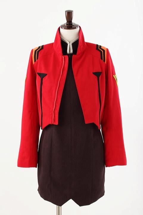 ヱヴァンゲリヲン新劇場版:破 葛城ミサトの衣装 コスプレ衣装-higashi2081