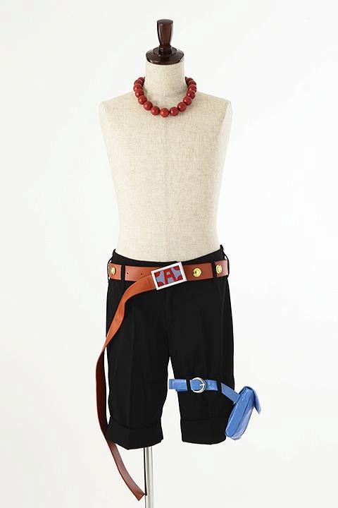 ONE PIECE ワンピース ポートガス・D・エースの衣装 コスプレ衣装-higashi2100
