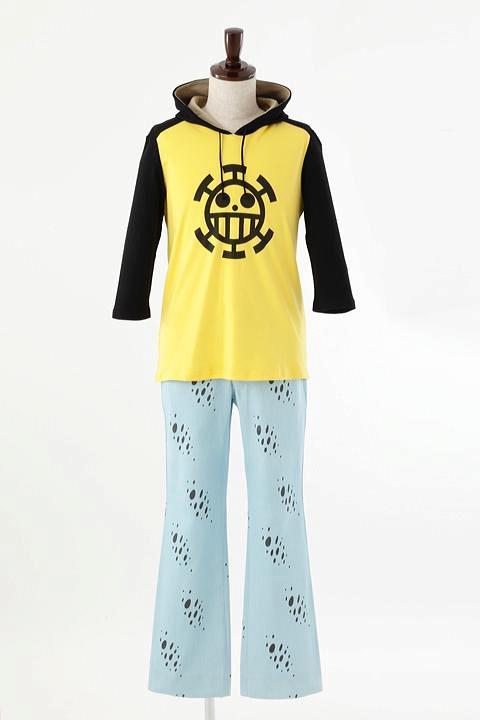 ONE PIECE ワンピース トラファルガー・ローの衣装 コスプレ衣装-higashi2101