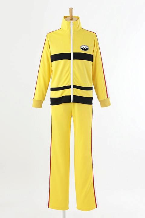 新テニスの王子様 テニス部ジャージ/立海大附属中学校  コスプレ衣装-higashi2103