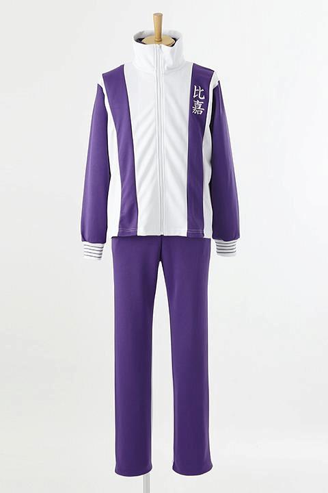 新テニスの王子様 テニス部ジャージ/比嘉中学校 コスプレ衣装-higashi2104