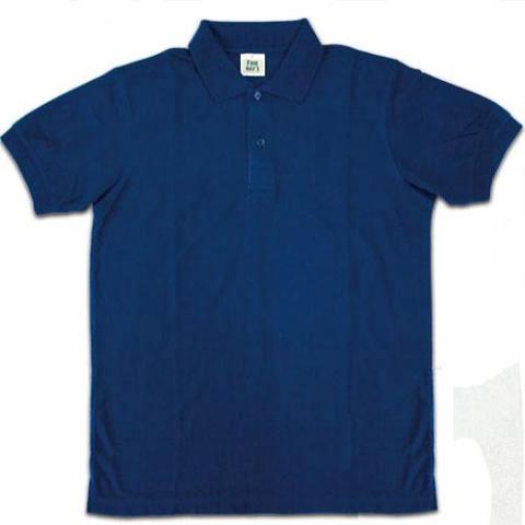 コアデオリジナル ポロシャツ半袖 ネイビー コスプレ衣装-higashi2111