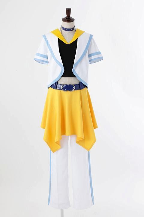 うたの☆プリンスさまっ♪マジLOVE1000% ST☆RISHの衣装/四ノ宮那月 コスプレ衣装-higashi2116