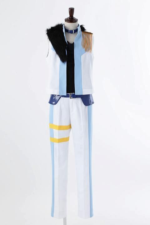うたの☆プリンスさまっ♪マジLOVE1000% ST☆RISHの衣装/神宮寺レン コスプレ衣装-higashi2118