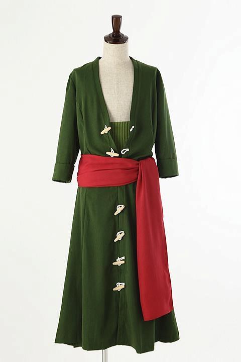ONE PIECE ワンピース ロロノア・ゾロの衣装 コスプレ衣装-higashi2139