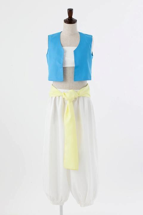 [マギ] アラジンの衣装 コスプレ衣装-higashi2151