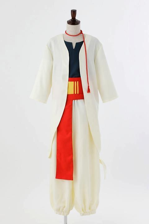 [マギ] アリババ・サルージャの衣装 コスプレ衣装-higashi2152