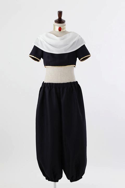 [マギ] ジュダルの衣装 コスプレ衣装-higashi2155