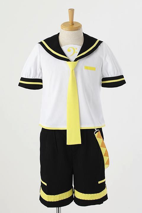 鏡音レン 鏡音レンの衣装 コスプレ衣装-higashi2158