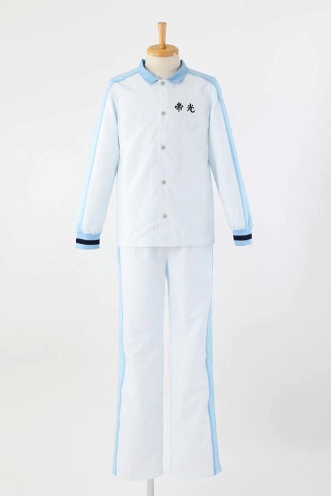 黒子のバスケ 帝光中学校 ウインドブレーカー コスプレ衣装-higashi2159 1
