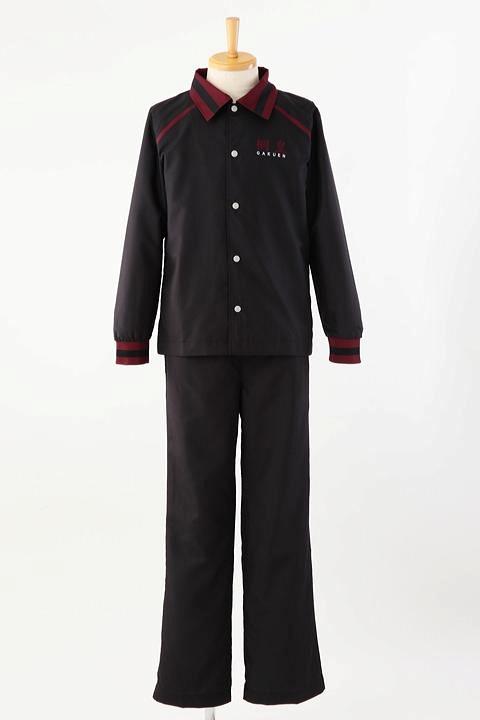 黒子のバスケ 桐皇学園高校 ウインドブレーカー コスプレ衣装-higashi2160 1