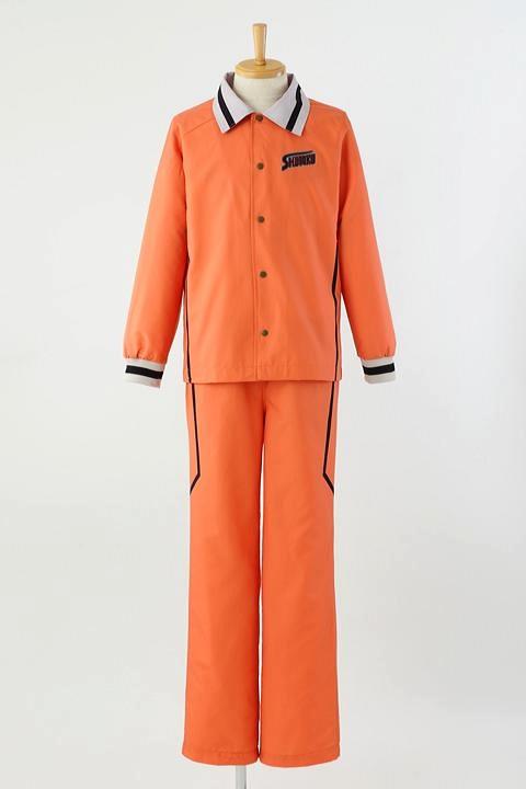 黒子のバスケ 秀徳高校 ウインドブレーカー コスプレ衣装-higashi2161