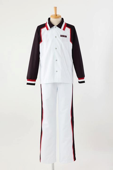 黒子のバスケ 誠凛高校 ウインドブレーカー コスプレ衣装-higashi2162