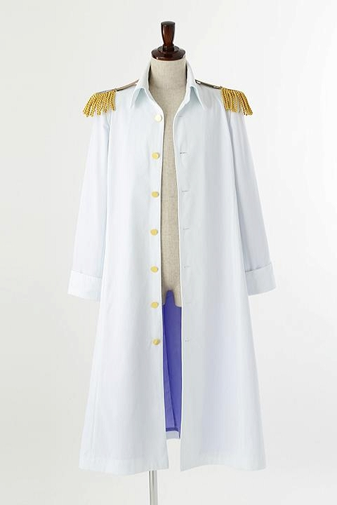 ONE PIECE ワンピース 海軍コート  コスプレ衣装-higashi2174
