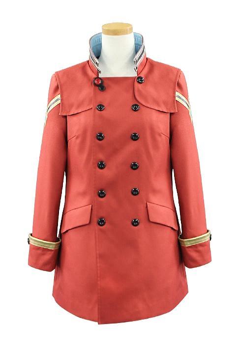 ヱヴァンゲリヲン新劇場版:Q ミサトのコート コスプレ衣装-higashi2176