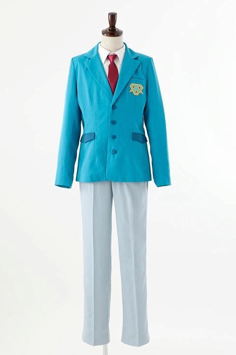 革命機ヴァルヴレイヴ 咲森学園制服 /男子 コスプレ衣装-higashi2178
