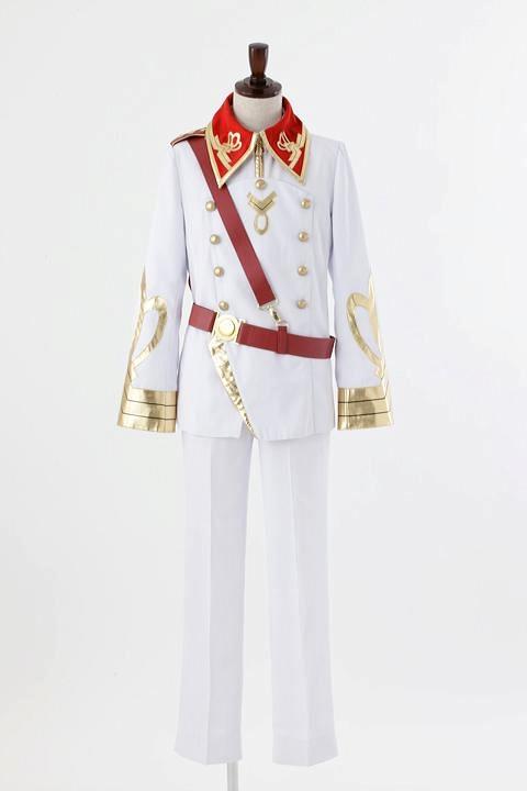 革命機ヴァルヴレイヴ ドルシア軍特務部隊軍服 コスプレ衣装-higashi2181