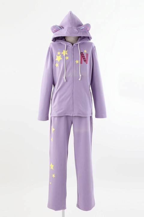 カーニヴァル 與儀のパーカーセット コスプレ衣装-higashi2184
