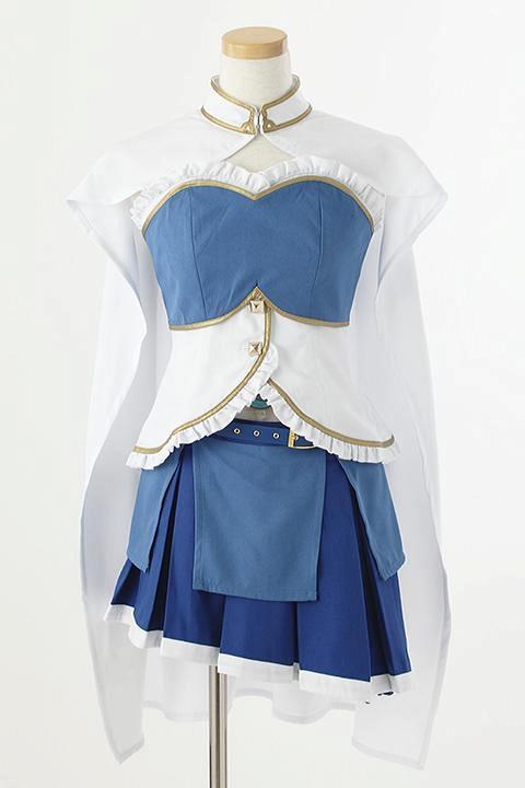 劇場版 魔法少女まどか☆マギカ 美樹さやかの衣装 コスプレ衣装-higashi2189 1