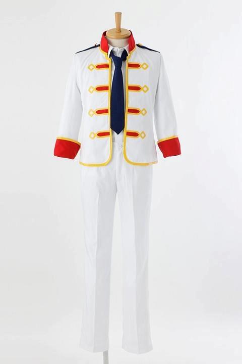 うたの☆プリンスさまっ♪ 寿嶺二の衣装 コスプレ衣装-higashi2194 1