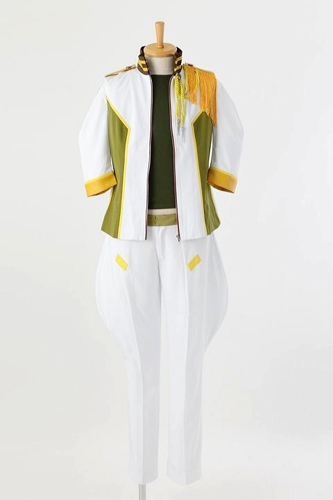 うたの☆プリンスさまっ♪ 四ノ宮那月の衣装/ST☆RISH コスプレ衣装-higashi2198