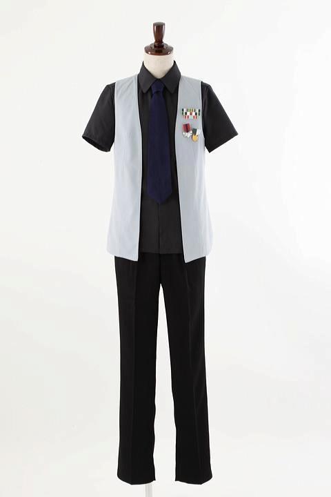 うたの☆プリンスさまっ♪ 黒崎蘭丸の衣装 コスプレ衣装-higashi2199