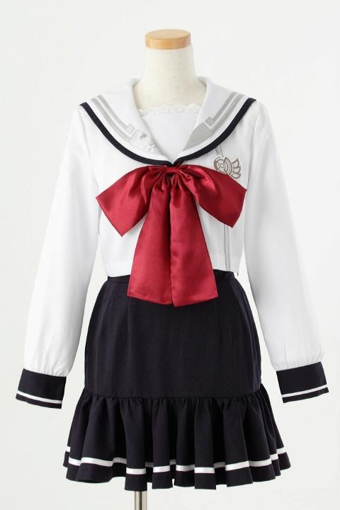 NORN9 ノルン+ノネット ノルンの制服/女子 コスプレ衣装-higashi2202