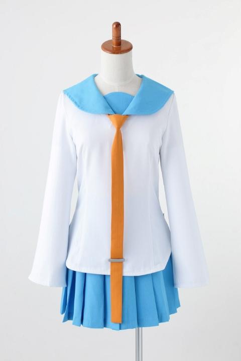 ニセコイ 凡矢理高校制服/女子 コスプレ衣装-higashi2207 1