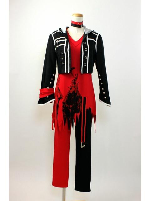 AMNESIA オフィシャルコスチュームセット/シン コスプレ衣装-higashi2208