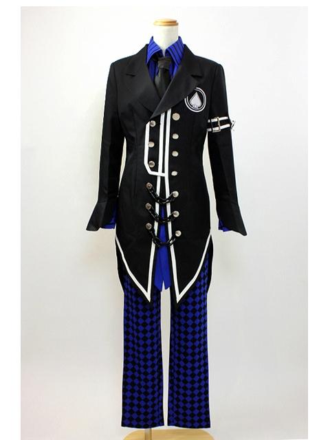 AMNESIA オフィシャルコスチュームセット/イッキ コスプレ衣装-higashi2209