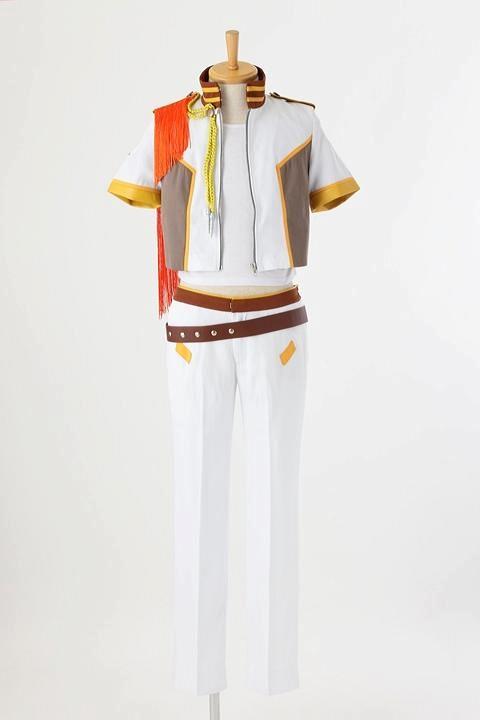 うたの☆プリンスさまっ♪神宮寺レンの衣装ST☆RISH コスプレ衣装-higashi2213