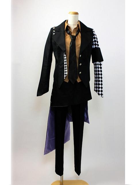 AMNESIA オフィシャルコスチュームセット/ウキョウ コスプレ衣装-higashi2216