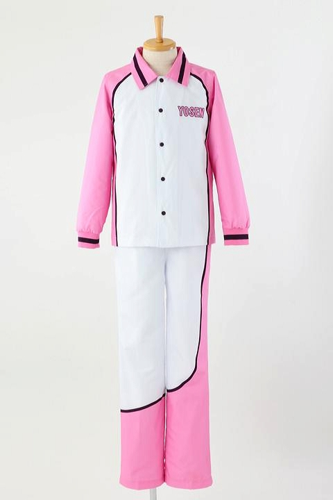 黒子のバスケ 陽泉高校ウインドブレーカー コスプレ衣装-higashi2219