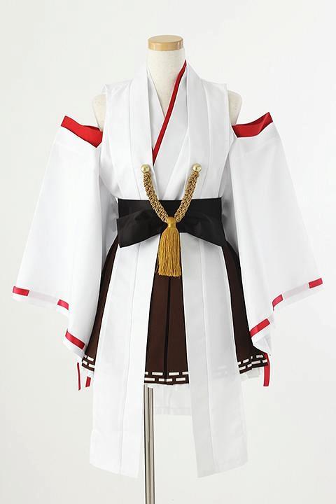 艦隊これくしょん~艦これ~ 金剛の衣装 コスプレ衣装-higashi2225